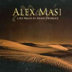 Masi - Late Nights at Desert's Rimrock cover art