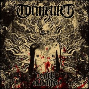 Tormented - Death Awaits cover art