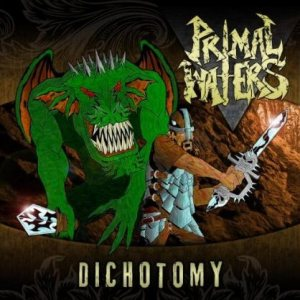 Primal Waters - Dichotomy cover art