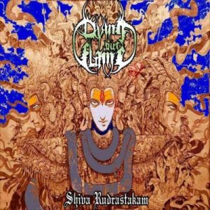 Dying Out Flame - Shiva Rudrastakam cover art