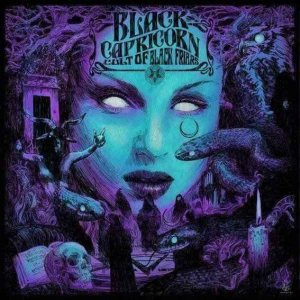 Black Capricorn - Cult of Black Friars cover art