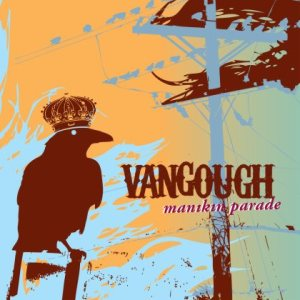 Vangough - Manikin Parade cover art