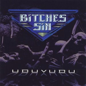 Bitches Sin - Uduvudu cover art