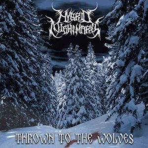 Hybrid Nightmares - Thrown to the Wolves cover art