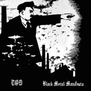 Tod - Black Metal Manifesto cover art