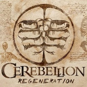 Cerebellion - Regeneration cover art