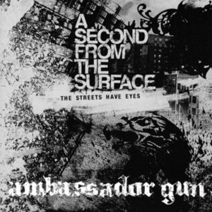 Ambassador Gun - The Streets Have Eyes cover art