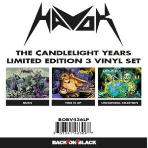 Havok - The Candlelight Years cover art