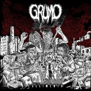 Grumo - Blood Spilling cover art