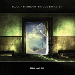 Tacoma Narrow Bridge Disaster - Collapse cover art