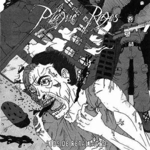 Plague Rages - Atos de Retaliação cover art
