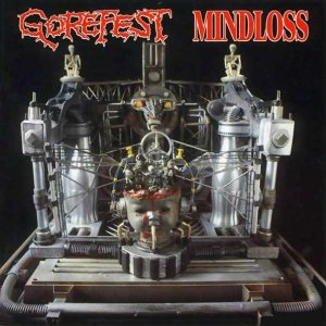Gorefest - Mindloss cover art