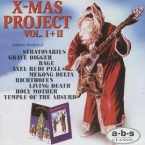 X-Mas Project - X-Mas Project vol. 1 & 2 cover art