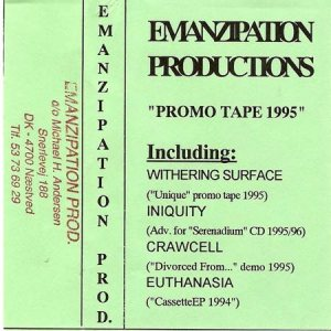 Withering Surface - Emanizipation Productions Promo Tape 1995 cover art
