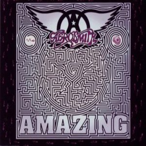 Aerosmith - Amazing cover art