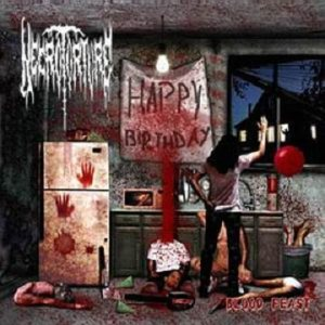 Necrotorture - Blood Feast cover art