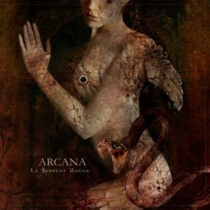 Arcana - Le Serpent Rouge cover art