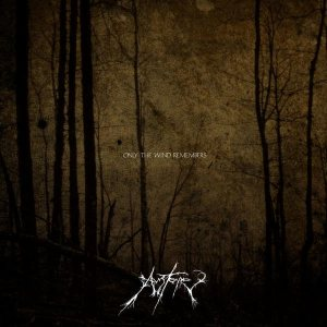 Austere - Only the Wind Remembers cover art