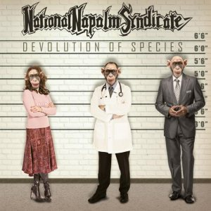 National Napalm Syndicate - Devolution of Species cover art