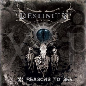 Destinity - XI Reasons to See cover art