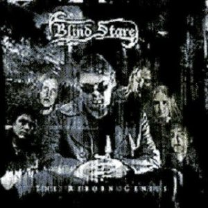 Blind Stare - The Reborn Genius cover art