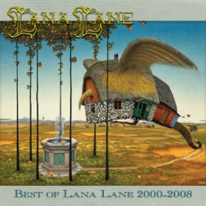 Lana Lane - Best of Lana Lane 2000-2008 cover art