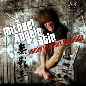 Michael Angelo Batio - Hands Without Shadows cover art