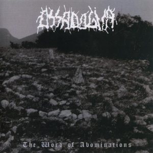 Ossadogva - The Word of Abominations cover art