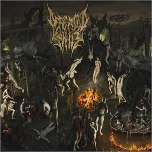 Defeated Sanity - Chapters of Repugnance cover art