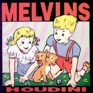 Melvins - Houdini cover art