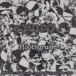 Noothgrush - Wellington / Noothgrush cover art