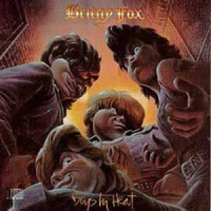 Britny Fox - Boys in Heat cover art