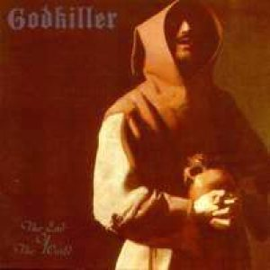 Godkiller - The End of the World cover art