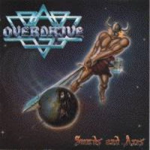 Overdrive - Swords and Axes cover art