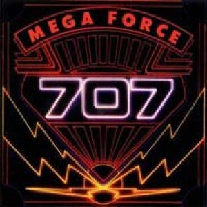 707 - Megaforce cover art