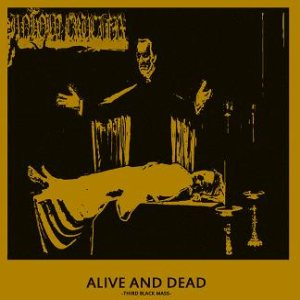 Unholy Crucifix - Alive and Dead cover art