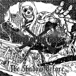 Blood Of The Gods - The Shadow Before cover art