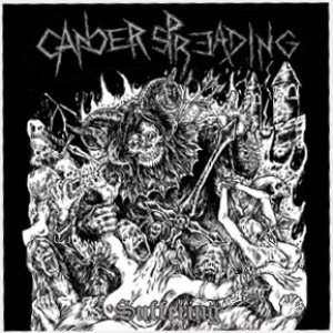 Cancer Spreading - Suffering cover art