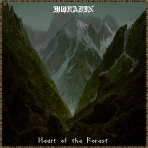 Moradin - Heart of the Forest cover art