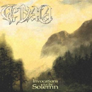 The Vala - Invocations for the Solemn cover art