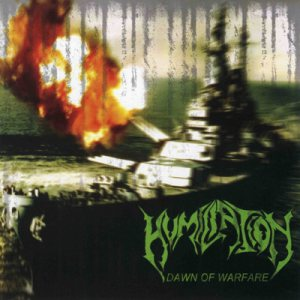 Humiliation - Dawn of Warfare cover art