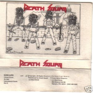 Death Squad - Death Squad cover art