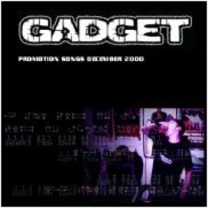 Gadget - Promotion Songs December 2000 cover art