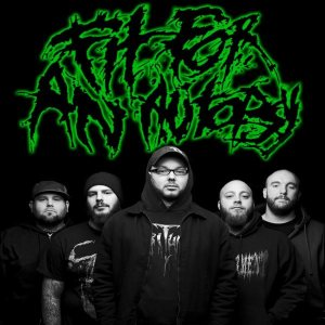 Fit For An Autopsy - Hell on Earth cover art