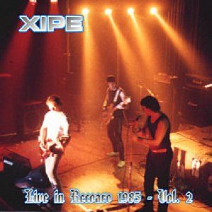 Xipe - Live in Recoaro Vol.2 cover art