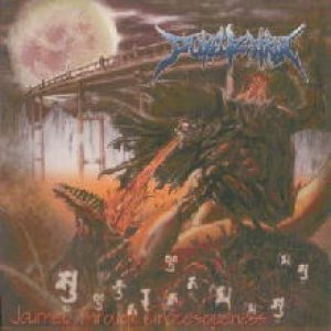 Pukelization - Journey Through Grotesqueness cover art