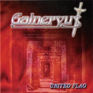 Galneryus - United Flag cover art