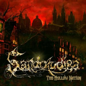 Sandraudiga - The Hollow Nation cover art