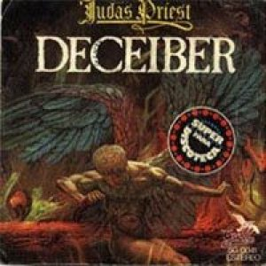 Judas Priest - Deceiver cover art