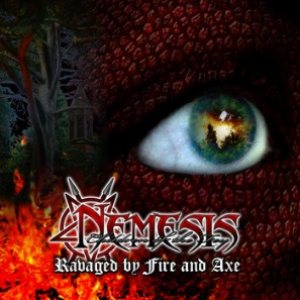 Nemesis: Children of the Fey - Ravaged by Fire and Axe cover art